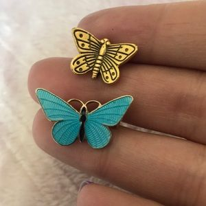 Jewelry - Butterfly Pins